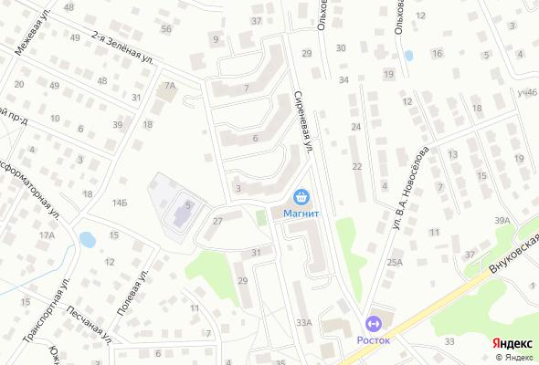 купить квартиру в ЖК Внуковская улица