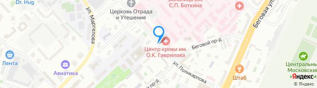 улица Поликарпова