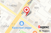 Схема проезда до компании Информационное Обеспечение Транспортных Коммуникационных Систем в Подольске