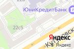 Схема проезда до компании MyXride в Москве