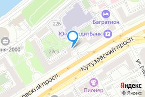 Снять комнату в четырехкомнатной квартире в Москве Кутузовский пр-т, 22