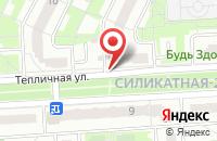 Схема проезда до компании Дорсуммед в Подольске