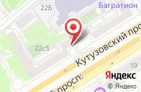Схема проезда до компании Мегастар в Москве