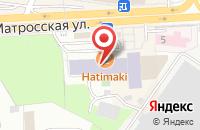 Схема проезда до компании МБК в Подольске