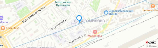 переулок Можайский 6-й