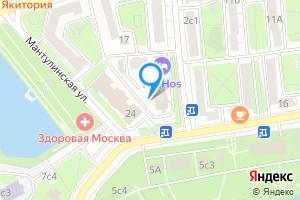 Снять однокомнатную квартиру в Москве улица Сергея Макеева, 1