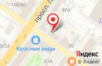 Схема проезда до компании Сеть центров паровых коктейлей в Подольске