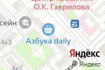 Схема проезда до компании Оранжстом в Москве