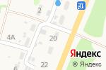 Схема проезда до компании Почтовое отделение №354 в Фадеево