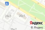 Схема проезда до компании ПрофМеталлМастер в Москве
