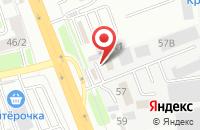 Схема проезда до компании Land-avto.ru в Подольске