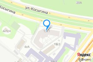 Сдается двухкомнатная квартира в Москве м. Воробьевы Горы, улица Косыгина, 19к1