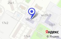 Схема проезда до компании ЛИЗИНГОВАЯ КОМПАНИЯ ЭНЕРГОГАЗЛИЗИНГ ХОЛД в Москве