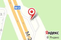 Схема проезда до компании Газпромнефть в Чудиново