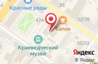 Схема проезда до компании Кадастр-Сити в Подольске
