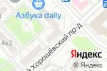 Схема проезда до компании ГЕНЕЗИС-Сервис в Москве