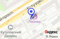 Схема проезда до компании КИНОТЕАТР ПИОНЕР в Москве