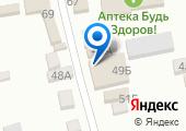 Раевский торговый центр на карте