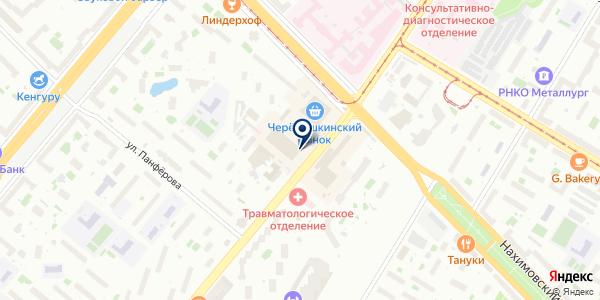 ДОГОВОР №1 на карте Москве