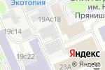 Схема проезда до компании Светодиодные Медиасистемы в Москве
