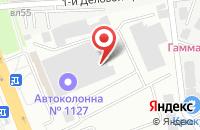 Схема проезда до компании Пиар-текстиль в Подольске