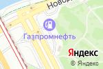 Схема проезда до компании Мобильная шиномонтажная мастерская в Москве