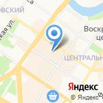 ЭКСПЕРТ на карте Подольска