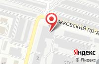 Схема проезда до компании Сонем в Климовске