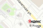 Схема проезда до компании IDE Complex в Москве