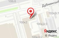 Схема проезда до компании ТФ ZID COMPANY в Дмитрове