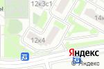 Схема проезда до компании Валигор-Н в Москве