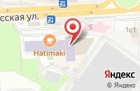 Схема проезда до компании ПРОМТОРГПАК в Подольске