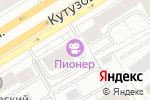 Схема проезда до компании ПИОН в Москве