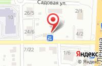 Схема проезда до компании ВАП в Подольске