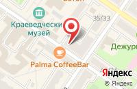 Схема проезда до компании ЦентрОбувь в Подольске