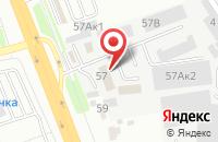 Схема проезда до компании АЭНКОМ в Подольске
