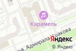 Схема проезда до компании Diadema в Москве
