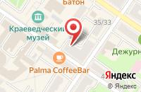 Схема проезда до компании Urist-praktik в Подольске