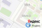 Схема проезда до компании ШерстьИтапки.рф в Москве