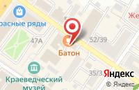 Схема проезда до компании ВСК, САО в Подольске