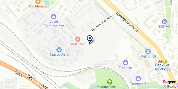 Best Roaming на карте Москве
