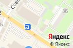 Схема проезда до компании Qiwi в Подольске