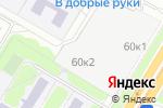 Схема проезда до компании Faberlic в Москве