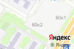 Схема проезда до компании КРЕДИТНИКЪ в Москве