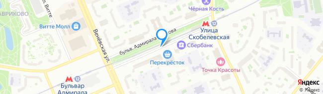 бульвар Адмирала Ушакова