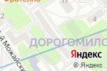 Схема проезда до компании РК-СПОРТ в Москве
