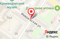 Схема проезда до компании Квартирный Вопрос в Подольске