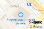 Схема проезда до компании Тульское подворье в Москве