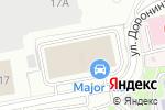 Схема проезда до компании НИК в Москве