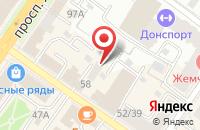 Схема проезда до компании РусГазИнжиниринг в Подольске